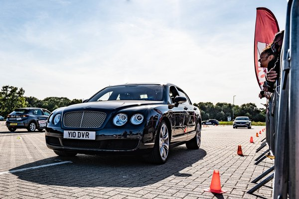 Junior Bentley Driving Experience Driving Experience 3