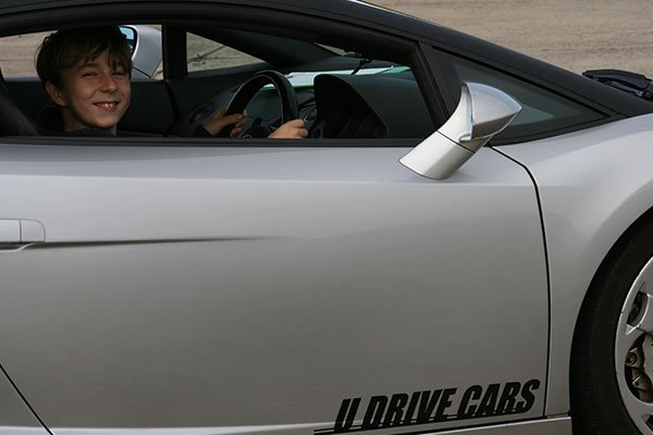 Junior Double Supercar Blast Driving Experience 2