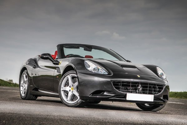 Junior Ferrari California Thrill Driving Experience 1
