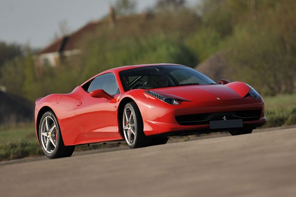 Junior Ferrari 458 Thrill Driving Experience 3