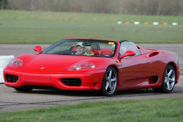 Junior Ferrari Thrill Driving Experience 2