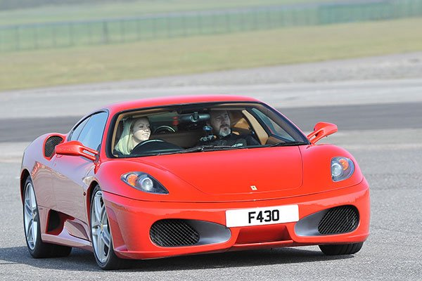 Junior Five Supercar Blast Driving Experience 2