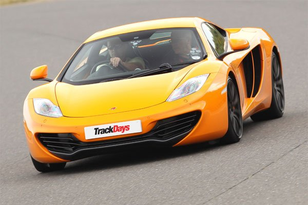 Junior McLaren Thrill Driving Experience 2