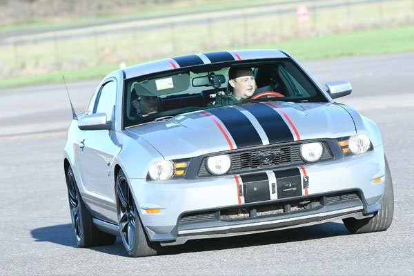 Junior Ford Mustang GT Blast Driving Experience 1