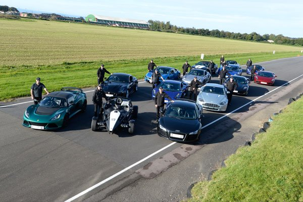 Junior Six Supercar Blast Driving Experience 2