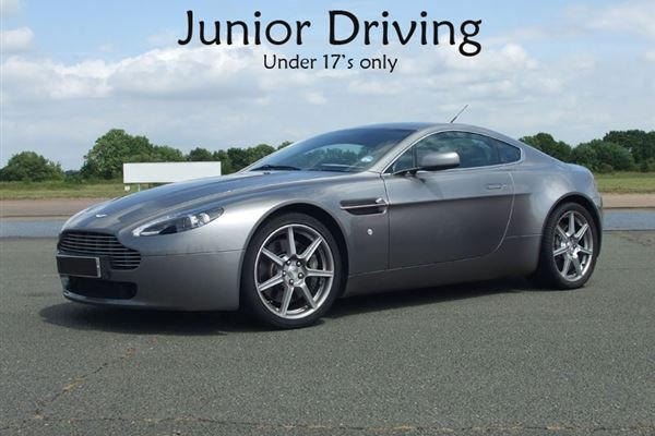 Junior Supercar Thrill Driving Experience 2