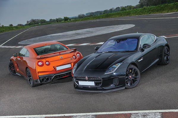 Junior Double Supercar Thrill Driving Experience 2
