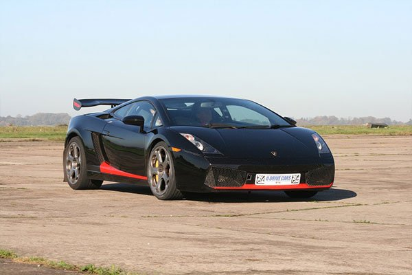 Junior Supercar Double Blast - Special Offer Driving Experience 2
