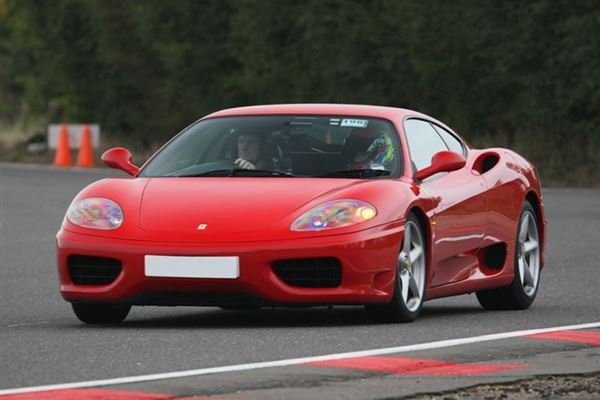 Junior Supercar Double Choice Driving Experience 3