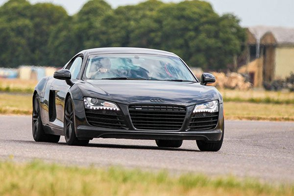 Junior Supercar High Speed Passenger Ride Blast Driving Experience 1