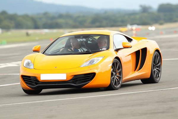 Junior Supercar Platinum Driving Experience 2