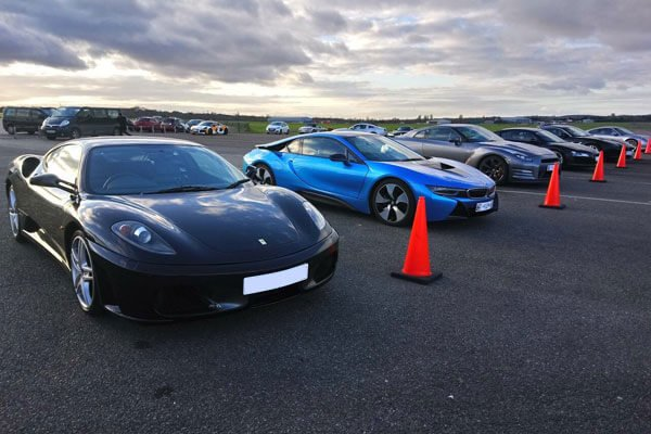 Junior Supercar Six Driving Experience 1