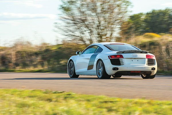 Junior Supercar Thrill with High Speed Passenger Ride Driving Experience 2