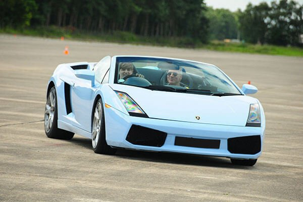 Junior Supercar Treble Blast Driving Experience 3