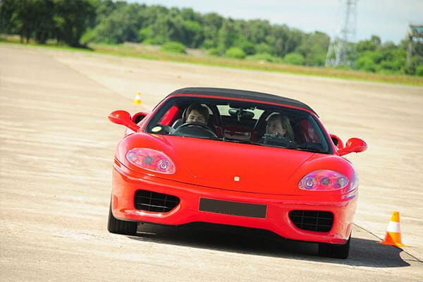 Junior Supercar Treble Blast Driving Experience 1