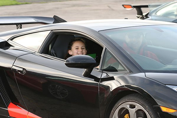 Junior Triple Supercar Blast Driving Experience 3