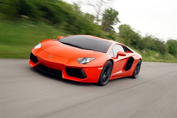 Lamborghini Aventador Experience at Goodwood Driving Experience 2