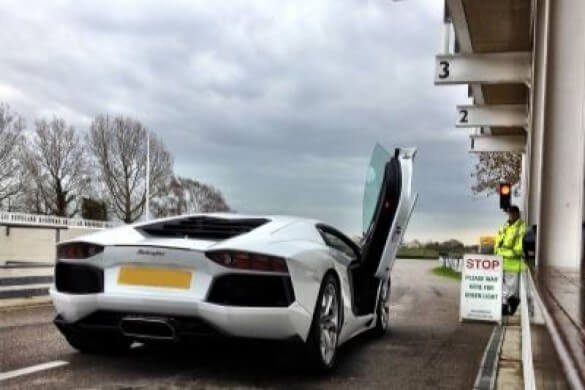 Lamborghini Aventador Experience at Goodwood Driving Experience 3