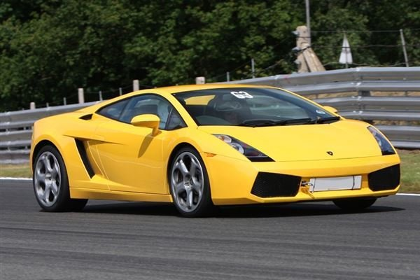 Lamborghini Gallardo Thrill Driving Experience 3