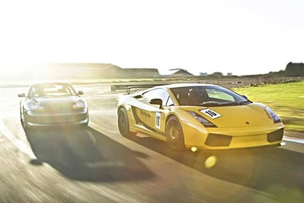 Lamborghini Gallardo Thrill Driving Experience 2