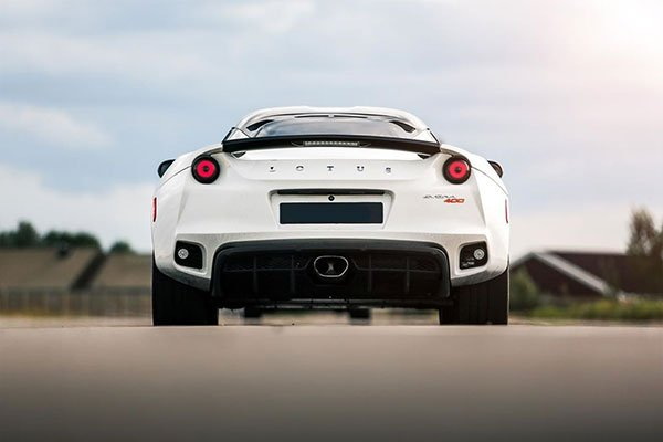 Lotus Evora Thrill Driving Experience 3