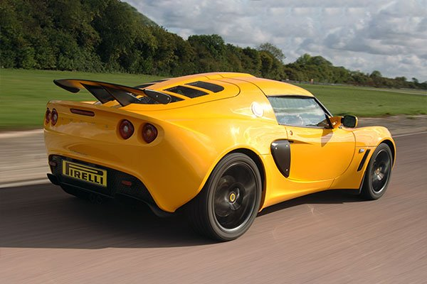 Lotus Exige One to One Driving Experience Driving Experience 1