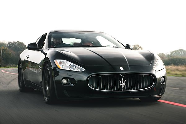 Maserati GranTurismo 14 Lap Driving Experience Driving Experience 2