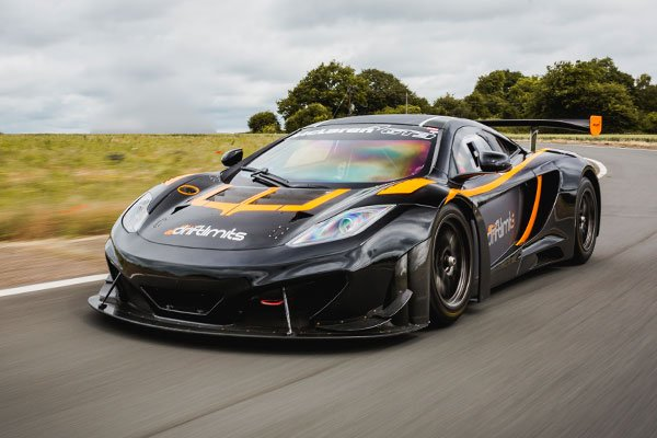 McLaren MP4 12C GT3 Race Car Experience Driving Experience 1