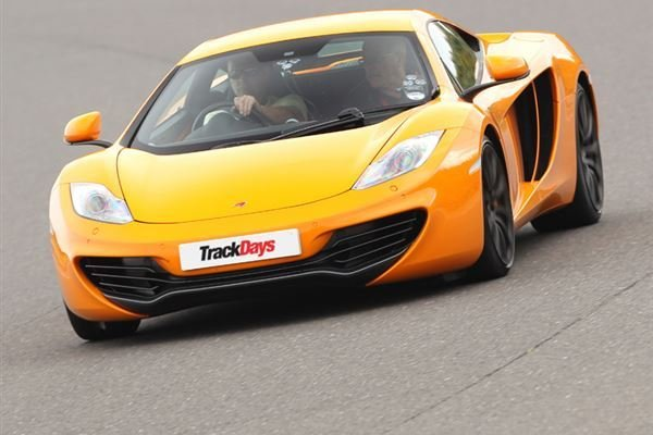 Mclaren MP4 12C Thrill Driving Experience 1
