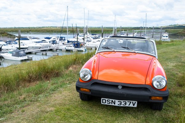 MG Midget Classic Car Hire - Grab the Weather Deal Driving Experience 1
