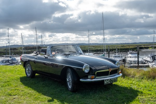 MGB GT/Roadster Classic Car Hire - Anytime Driving Experience 1