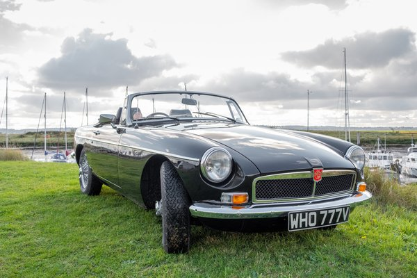 MGB GT/Roadster Classic Car Hire - Weekday Driving Experience 3