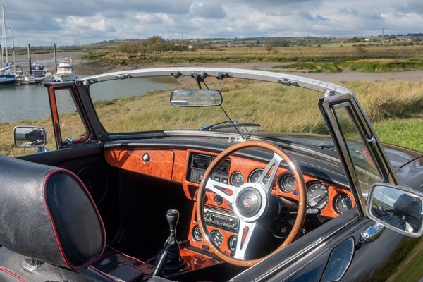 Any MG Anytime Classic Car Hire - Grab the Weather Deal Driving Experience 2
