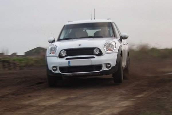 Mini Countryman Blast Driving Experience 1