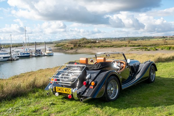 Morgan Roadster V6 Hire - Grab the Weather Deal Driving Experience 3