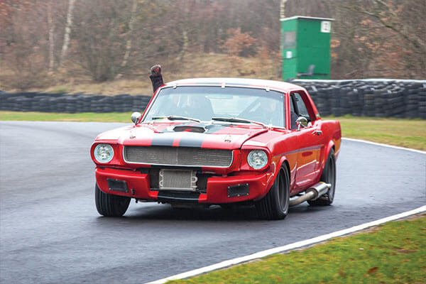 Mustang GT350 Blast Driving Experience 3