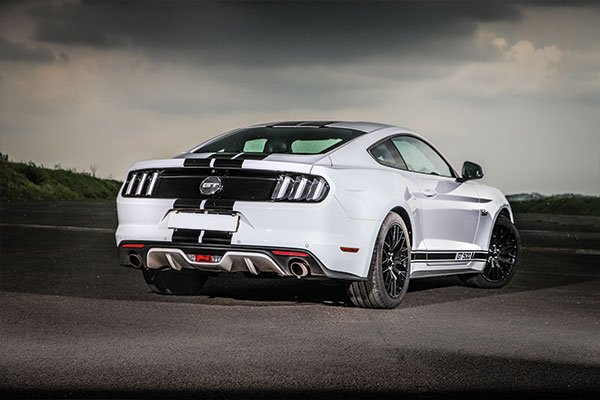 Ford Mustang GT Thrill Driving Experience 2