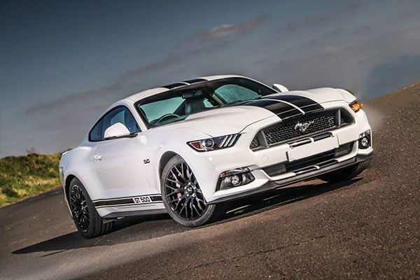 Ford Mustang GT Thrill Driving Experience 3
