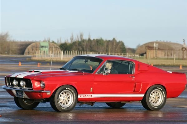 Ford Mustang GT500 Thrill Driving Experience 2