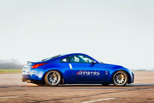 Nissan 350Z Gold Drifting Experience Driving Experience 3
