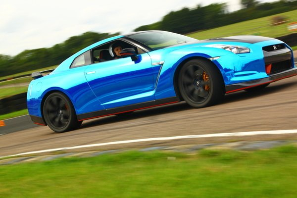 Nissan GT-R R35 Blast Driving Experience 3