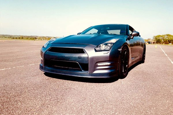 Nissan GT-R Blast Driving Experience 2
