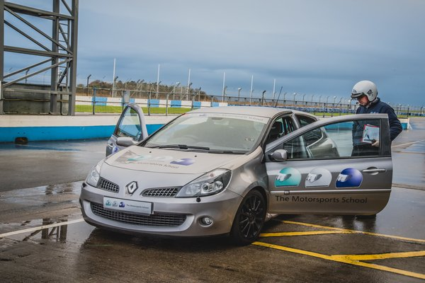 1 Day Advanced Track Driving Course - Clio inc ARDS Test Driving Experience 3