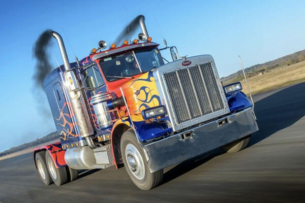 Optimus Prime Truck Driving Thrill Driving Experience 1