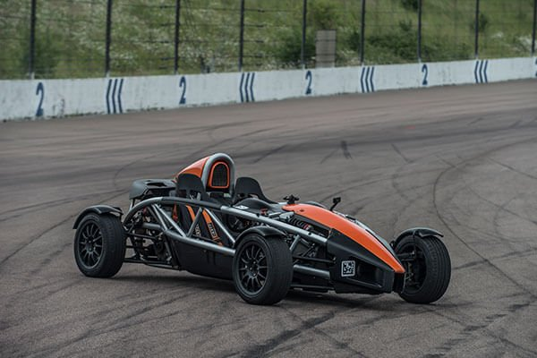 Ultimate Supercar Driving Experience with Ariel Atom Hot Lap Driving Experience 3