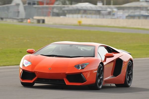 Supercar Track Day Platinum with High Speed Passenger Ride Driving Experience 3