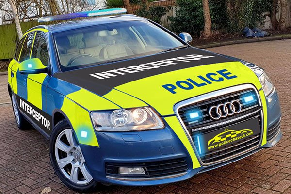 Police Car Thrill Driving Experience 1