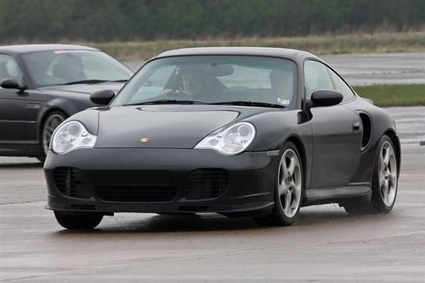 Porsche 911 Turbo Driving Experience 2