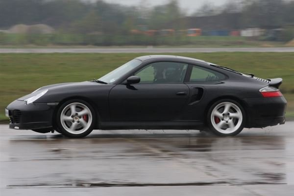 Porsche 911 Turbo Driving Experience 3