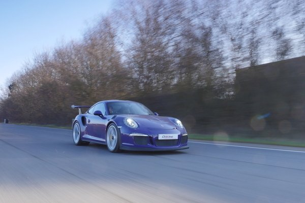 Porsche GT3 RS Thrill Driving Experience 2